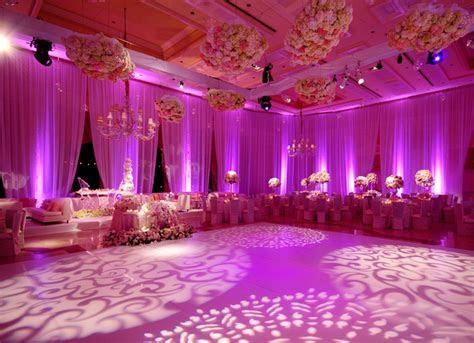 Wedding Decor: Wedding Dance Lighting Ideas