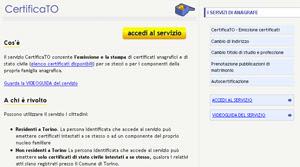 Certificato di residenza plurilingue