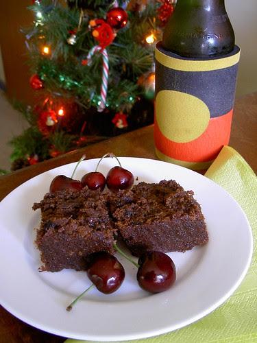 Santa snack - Aussie style