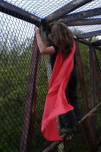 If every woman had a cape