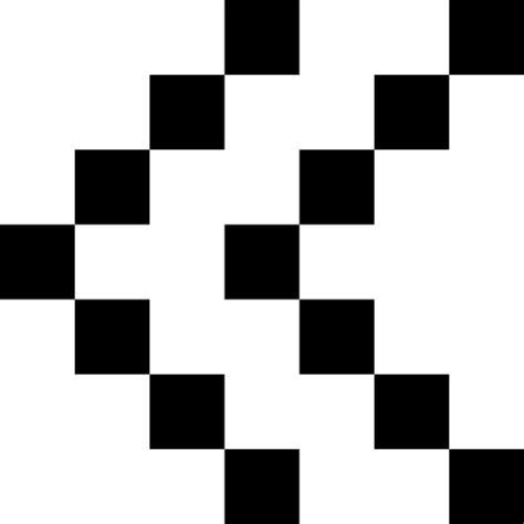 panah  kecil pixel  kotak  ganda garis
