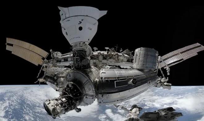 Time Studios готовит экскурсию по МКС в виртуальной реальности