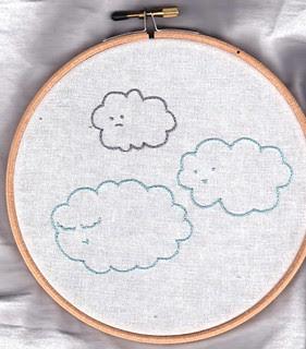 grey cloud is unhappy