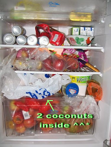 Snack fridge