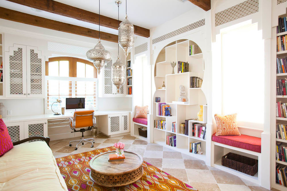 Getting The Beauty Of Moroccan Style Interiors In The Modern Home
