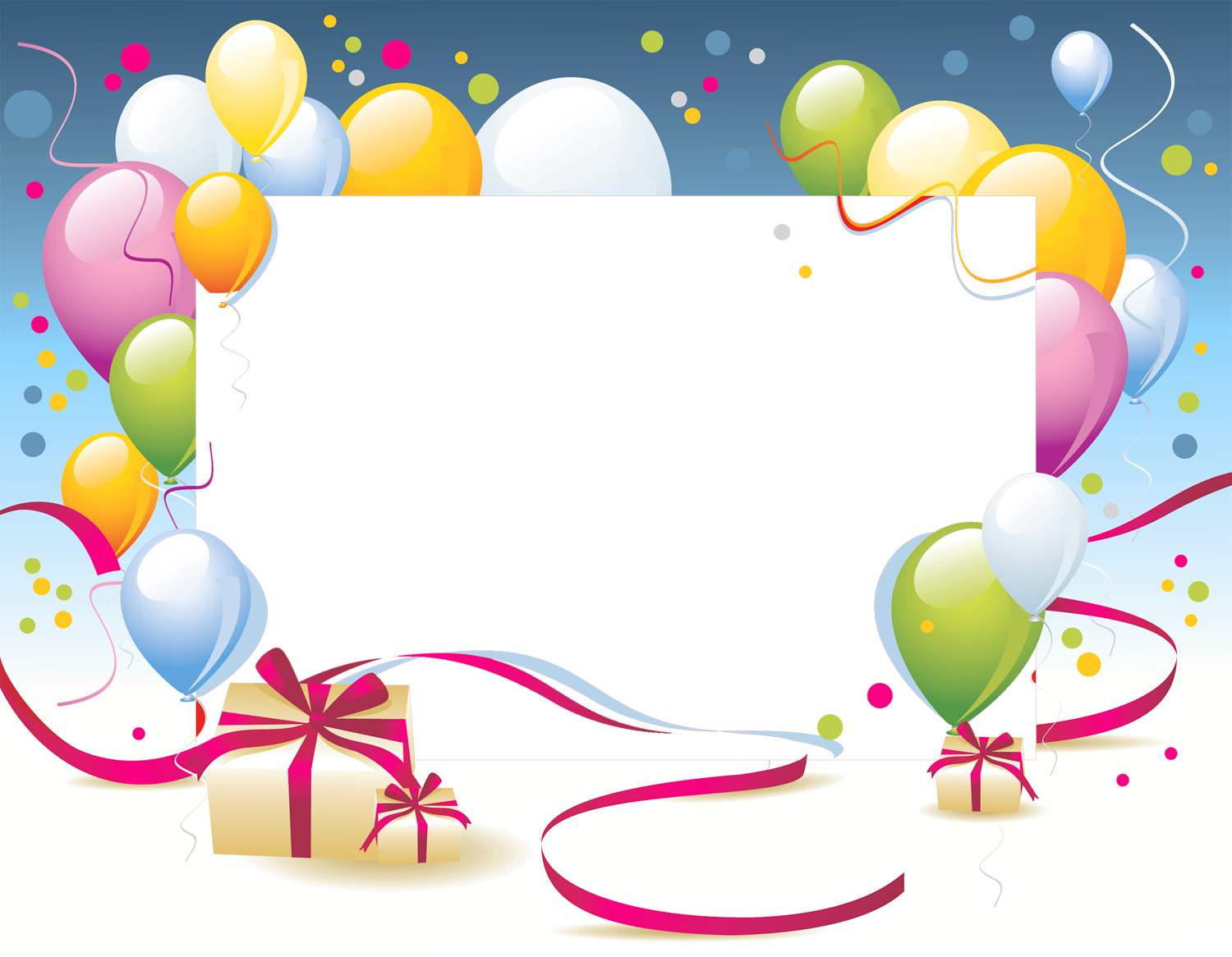 Free Birthday Frames Download Free Clip Art Free Clip Art On