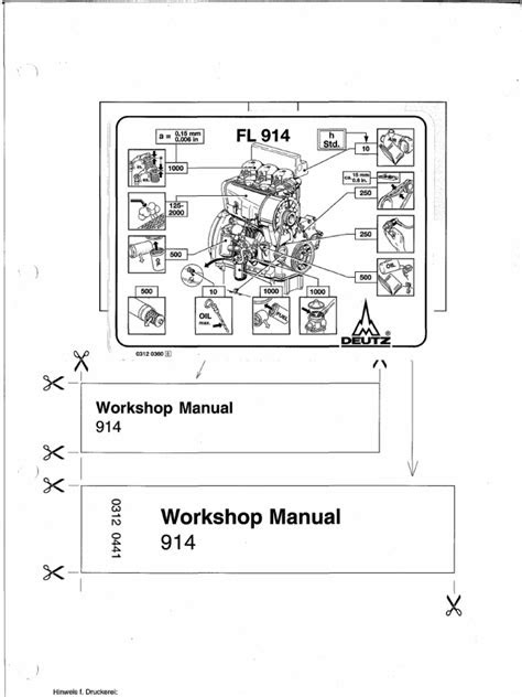 914 workshop manual | Internal Combustion Engine