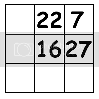 3 by 3 grid Puzzle 3