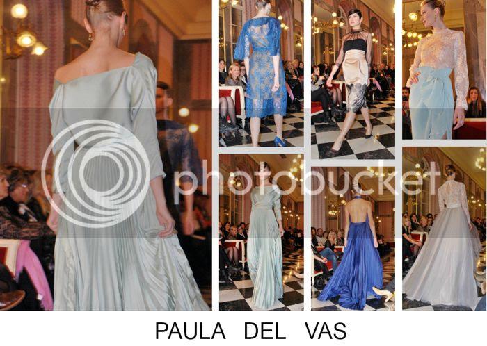 Paula Vas Desfile