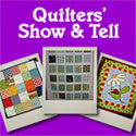 Quilters' Show and Tell