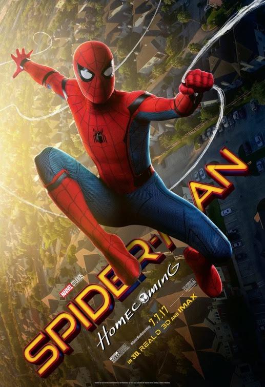 Cartel de Spider-Man: Homecoming - Poster 2 - SensaCine.com