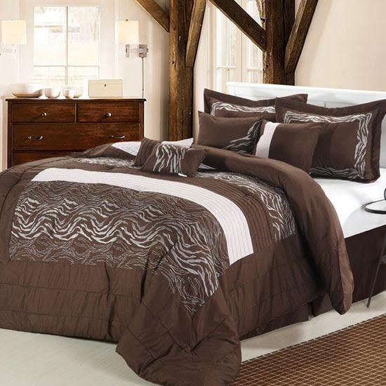 Chic Home Design Comforter Sets