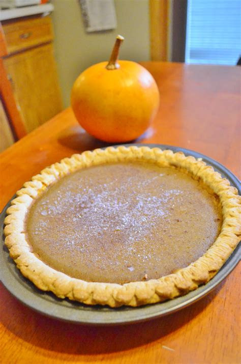 homemade flavorful pumpkin pie  scratch recipe