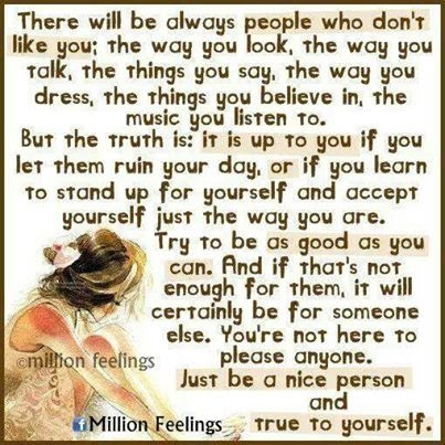 Be True To Yourself Pictures Photos And Images For Facebook