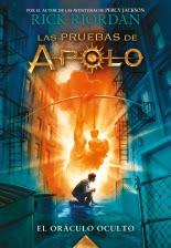 megustaleer - El oráculo oculto (Las pruebas de Apolo 1) - Rick Riordan