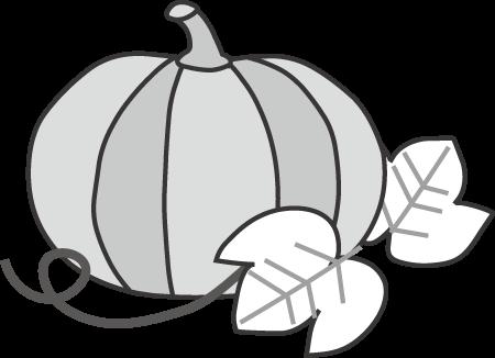ハロウィンかぼちゃの無料イラスト素材イラストイメージ