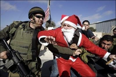 Papai Noel segundo a Doutrina da Conspiração