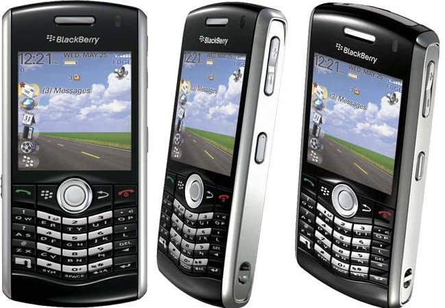 Rapido Blackberry 8110