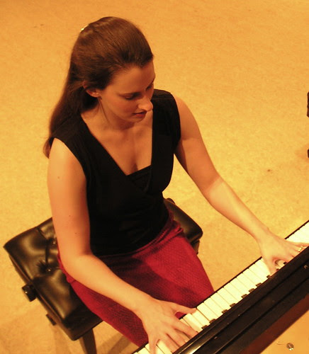 Wideman Piano Competition finalist: Christine Bethanne Johnson by trudeau