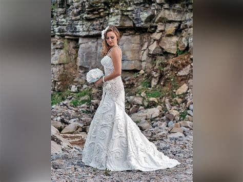Toilet Paper Wedding Dresses Stun in Annual Contest   ABC News