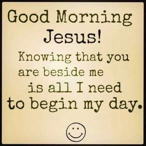 Good Morning Jesus Goodmorningpicscom