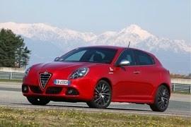 Alfa Romeo Giulia 2013