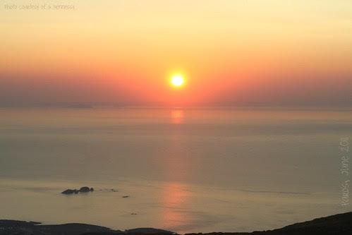 Paros Sunset 1