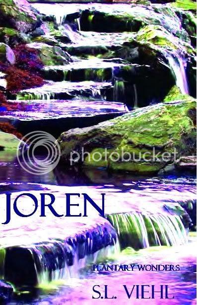 Cover of Joren planet notebook