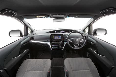 toyota tarago pricing  features updated interior