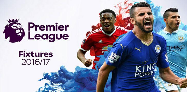 premier league 2016 17