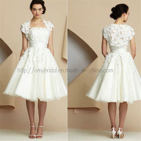 China 2012 Short Sleeve Wedding Dresses (SD034)   China