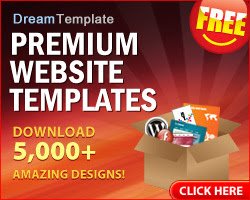 DreamTemplate - Web Templates