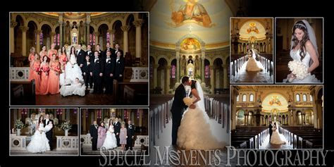 16 Holy Redeemer Detroit MI wedding photograph
