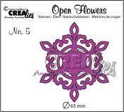Open Flower stans no. 5 / Open Flower die no. 5