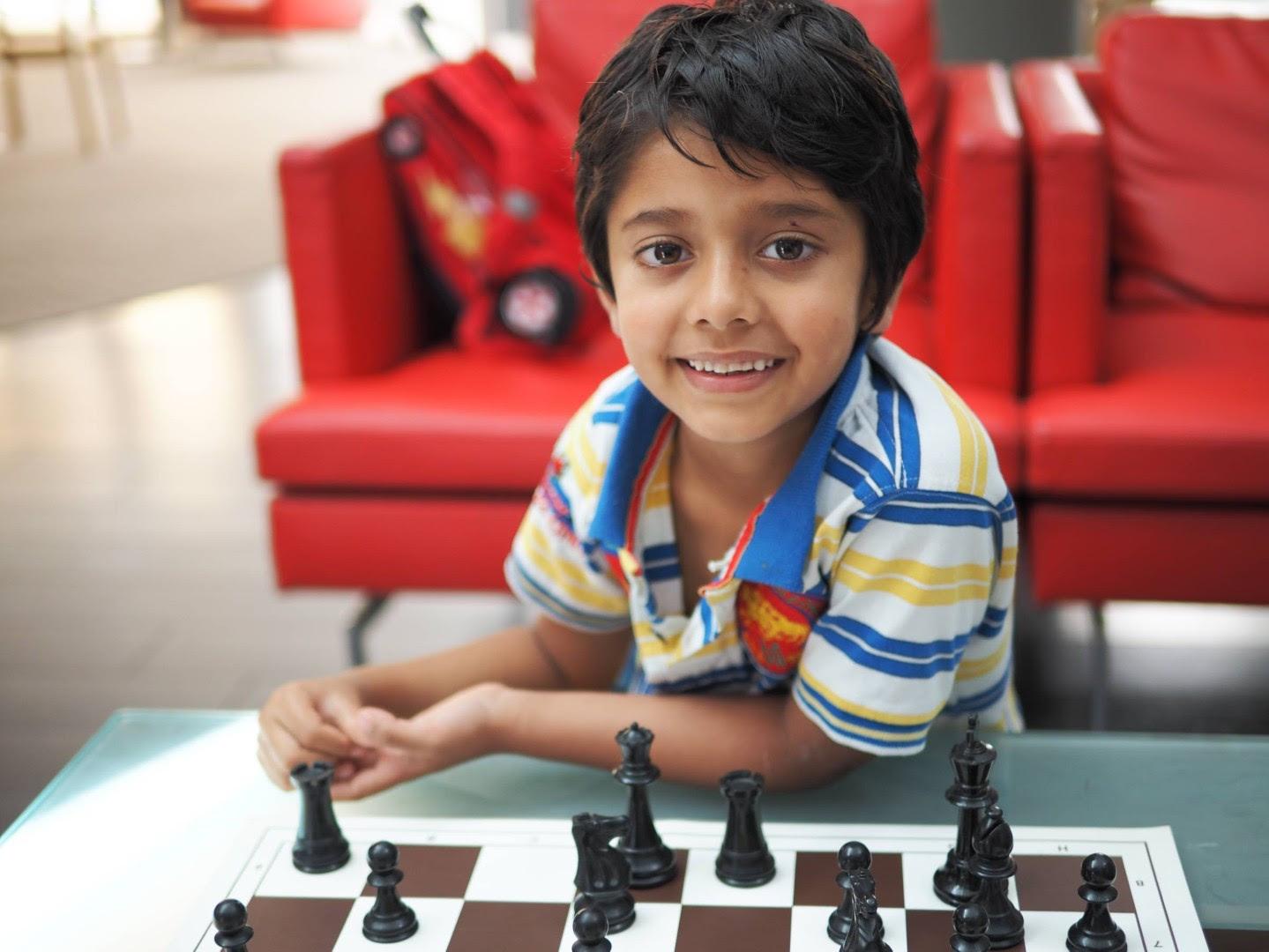 Echecs : Championnat du monde Jeunes 2014 avec Rajat Makkar