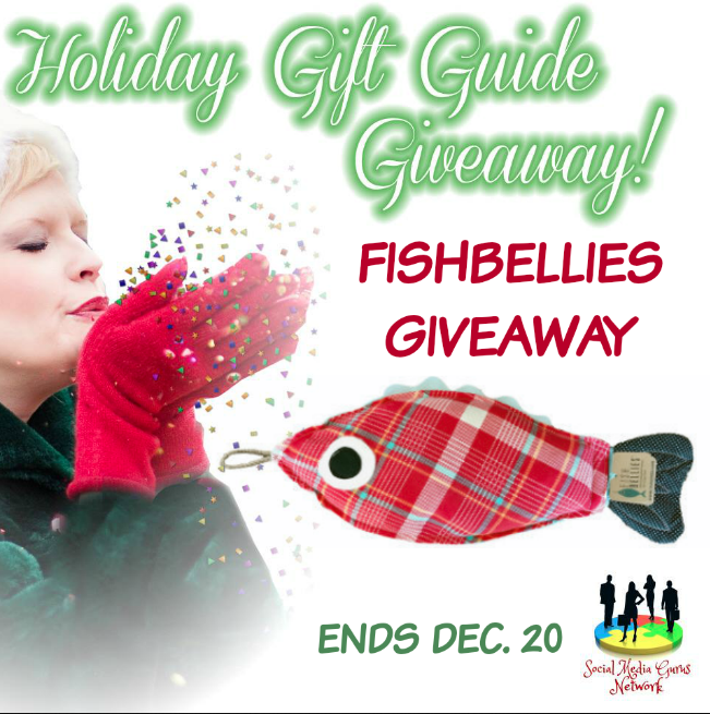 Enter the Fishbellies Holiday Gift Guide Giveaway