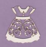 647m Tekturka -  Sukienka mała