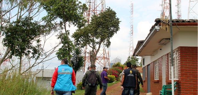 Dagma insta a ir a los cerros por vías principales para evitar daño al ecosistema