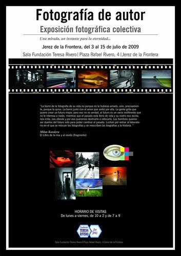 EXPOSICIÓN FOTOGRAFÍA DE AUTOR