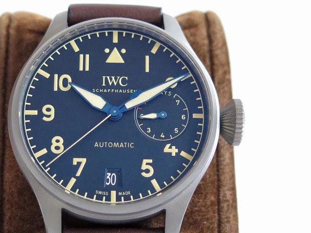 Replica IWC Big Pilot IW510301