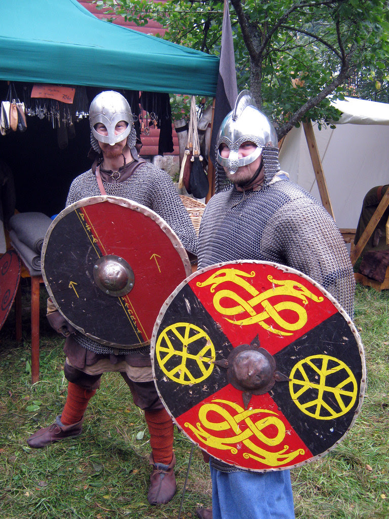 Angry Vikings