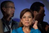La aspirante presidencial panista, Josefina Vázquez Mota. Foto: Octavio Gómez