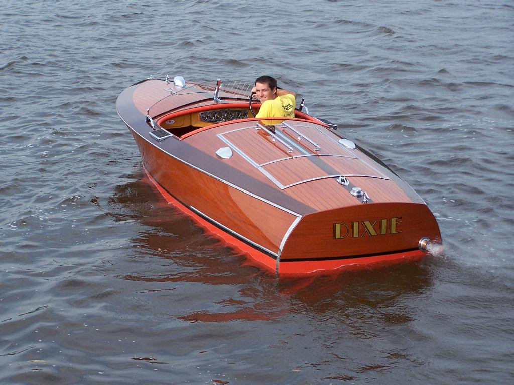 Nice Wood boat plans free download