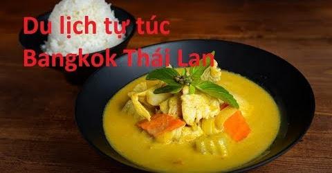Du lịch tự túc Bangkok Thái Lan **NEW**
