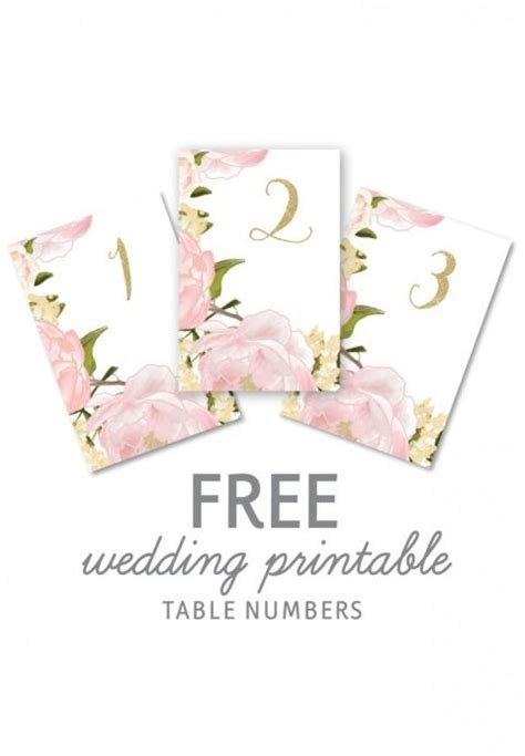 Printable Flower Garden Wedding Program   Wedding