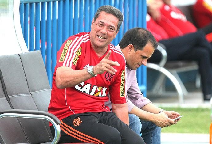 Vanderlei Luxemburgo, Flamengo (Foto: Gilvan de Souza / Flamengo)