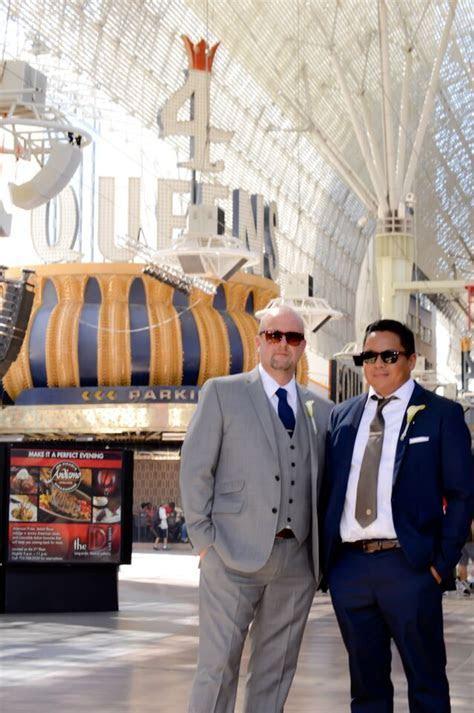 Fremont Street Wedding & Photography Package Las Vegas