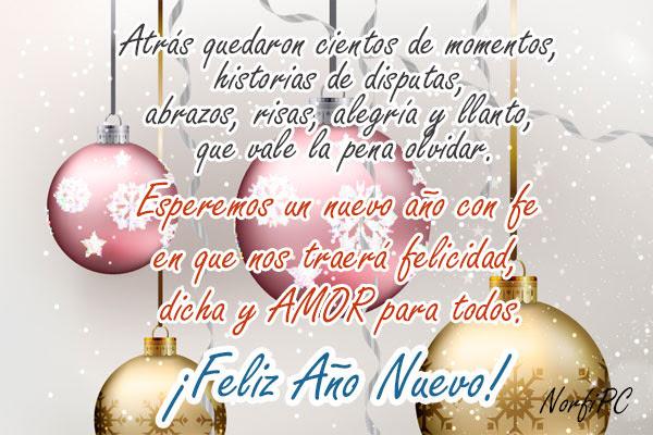 Feliz Navidad Y Un Venturoso Ano Nuevo O Caneiro