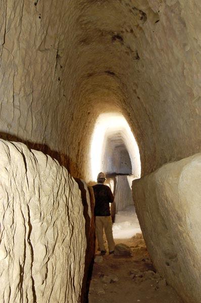 Ditemukan Saluran air kuno terpanjang di Dunia !!!