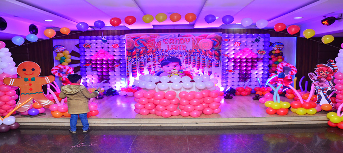 Home Party Decorations Jaipur
